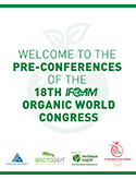 18TH IFOAM ORGANIC WORLD CONGRESS