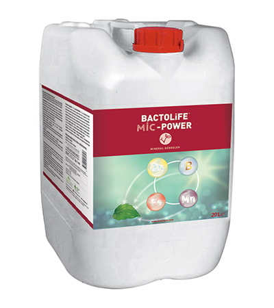 BACTOLIFE MIC POWER