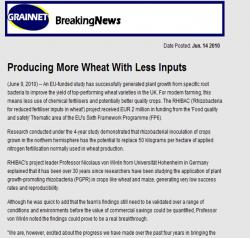 Grainnet-Breaking-News